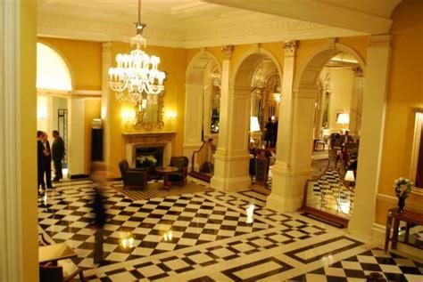 Claridges Foyer top 10 poshest bars in mayfair