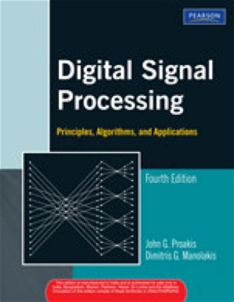 reference books for digital image processing buy digital signal processing principles algorithms and