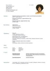infographic resume templates 1000 images about ansioluettelomalleja on pinterest