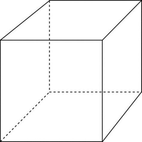 figuras geometricas un cubo 191 cu 225 ntas caras tiene un cubo 187 respuestas tips