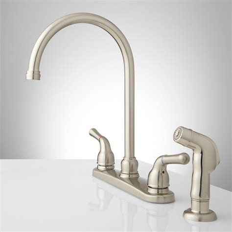 polished nickel kitchen faucets how to fix polished nickel kitchen faucet home ideas