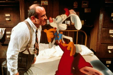 rabbit who framed roger rabbit bob hoskins y 191 qui 233 n enga 241 243 a roger rabbit el