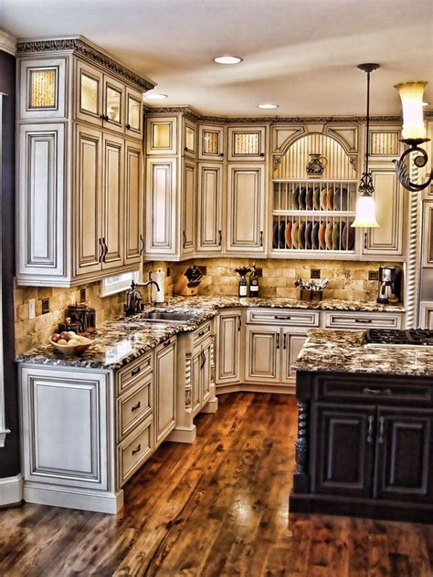 Best Colors For Rustic Kitchen Cabinets 25 Best Ideas About Rustic Kitchen Cabinets On Rustic Cabinets Rustic Kitchens And