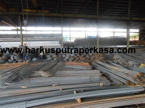Jual Sho Metal Semarang jual besi beton murah di semarang harkus putra perkasa