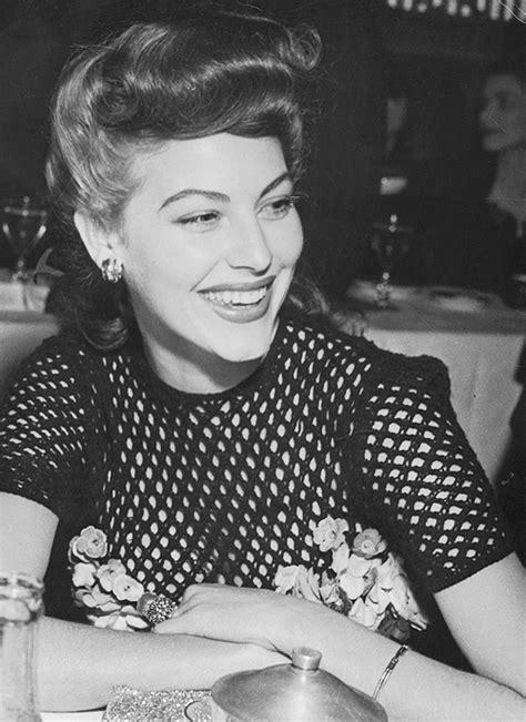 She Devoured Men The Way She Devoured Cigarettes | Ava
