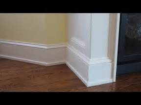 show molding how to install shoe molding tips on designing interior