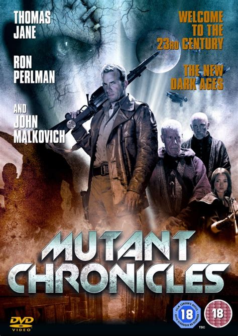 Mutant Chronicles 2008 Full Movie News Mutant Chronicles Uk Dvd R2 Bd Rb Dvdactive