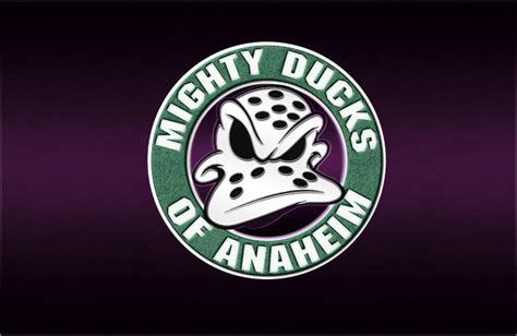 Kaos Anak Mighty Ducks Anaheim Logo mighty ducks wallpaper wallpapersafari