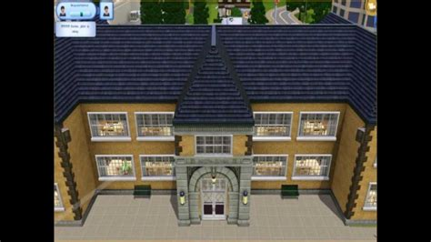 how to a not to inside of how to inside the school but not in the sims 3 for your and