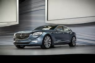 Buick Vehicles 2015 2015 Buick Avenir Concept Front Three Quarter 4 Photo 2