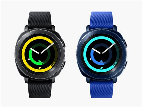 Smartwatch Samsung Gear Sport samsung gear sport is a fitness tracker and smartwatch in one device wired