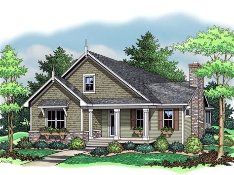 Small Country House Designs Plan 023h 0087 Find Unique House Plans Home Plans And