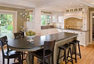 kitchen ideas round table for your kitchen dining area grey accent wall with chic wooden round table for perfect