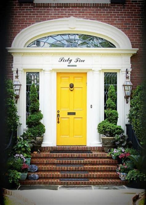 yellow front doors yellow front door doors hardware