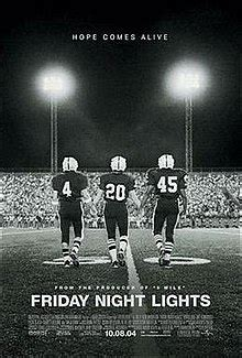 Friday Lights Wiki by Friday Lights