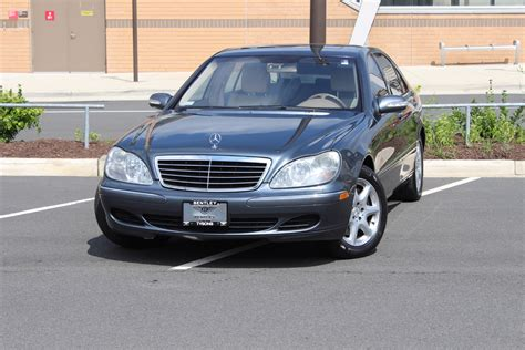 Mercedes S430 by 2006 Mercedes S Class S430 4matic Stock Da508990b