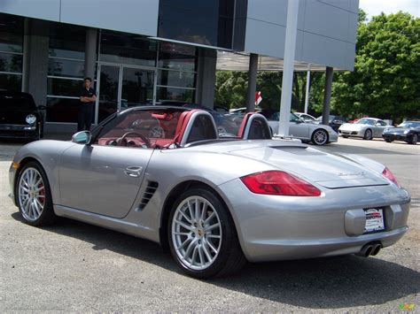 Porsche Boxster Rs by 2008 Porsche Boxster S Rs 60 Spyder 2008 Free Engine