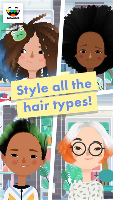 toca hair salon 2 itunes toca hair salon 3 review ios the gamer with kids
