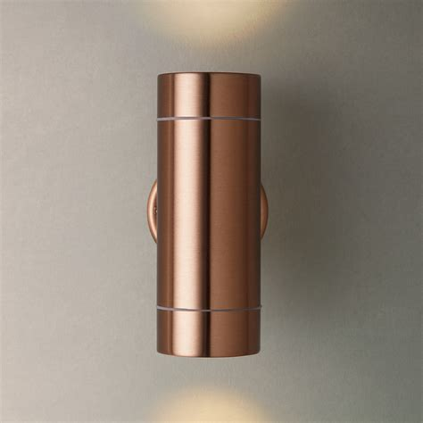 wall lighting wall lights design real outdoor copper wall lights