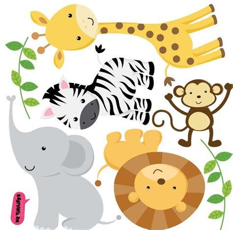 imagenes de animales jungla m 225 s de 25 ideas fant 225 sticas sobre dibujos animados de