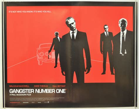welsh gangster film gangster no 1 a k a gangster number one original