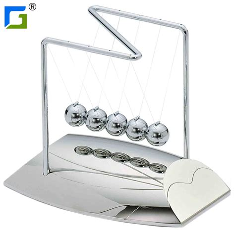 office decor items high quality cradle newton pendulum ball 18cm home decor