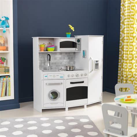 kidkraft large play kitchen set reviews wayfair