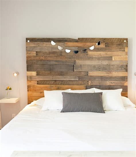How To Make A Cool Headboard by 5 Cool Diy Headboards By Jaci