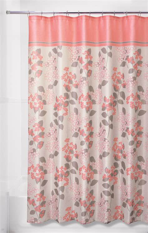 Kmart Bathroom Shower Curtains by Essential Home Shower Curtain Kmart