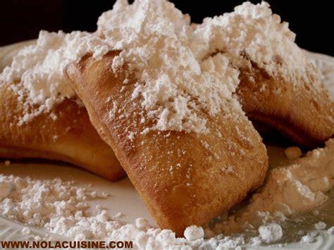 cuisine beignets beignet recipe nola cuisine