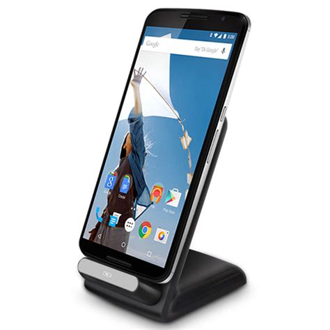 nexus qi qi wireless charger dock stand nexus 6