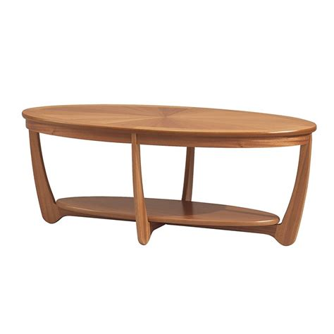 Buy Nathan Sunburst Oval Coffee Table Online At Bakers Oval Coffee Tables Uk