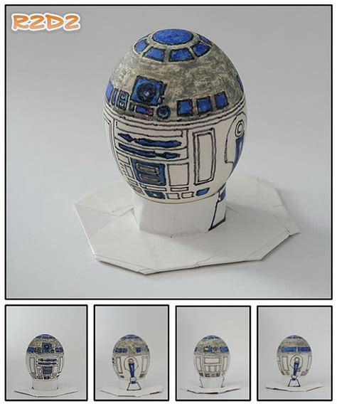 is this r2 d2 easter 7 eggcellent wars easter eggs between the pages