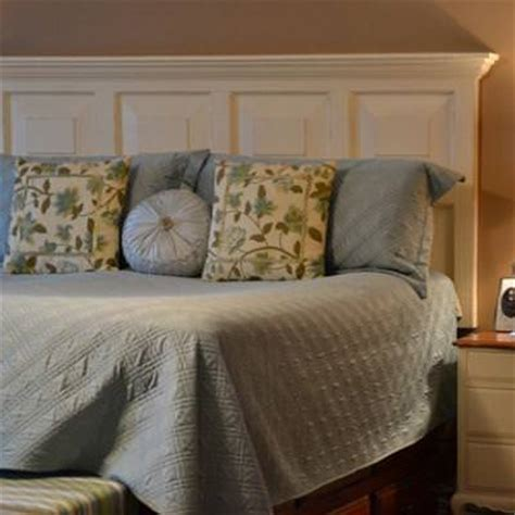 diy door headboard how to turn old door to headboard diy headboard tip junkie