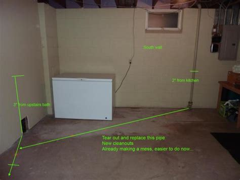 adding a bathroom in the basement finishing basement adding a bathroom review my plans doityourself community forums