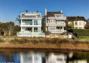 ice cube house ice cube buys jean claude van damme s canal front home in marina del rey california