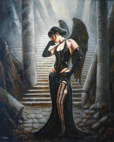 17 best images about goth art on black roses dark angels and gothic art 17 best images about dark fallen angel on angel of death gothic art and dark angels