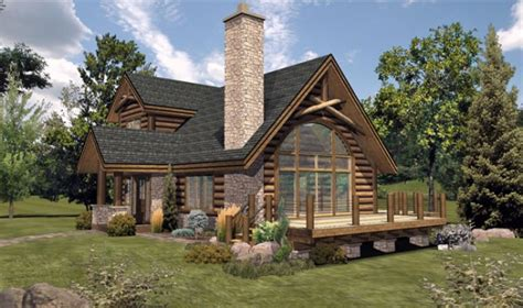 log house designs inc bay view iii log home floor plan by wisconsin log homes
