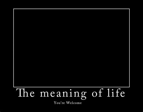 the meaning of what is the meaning of myatheistlife