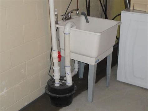 basement utility sink basement sink smalltowndjs com