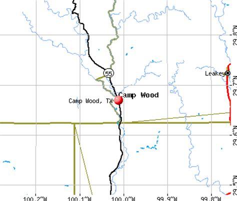 c wood texas map c wood texas tx 78833 profile population maps real estate averages homes statistics