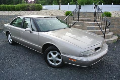1997 oldsmobile lss information and photos momentcar