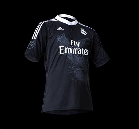Polo Shirt Real Madrid Cl Black nouveau maillot noir et du real madrid pour la