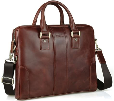 Sale Fashion Brand Leather Briefcase Brand Quality - newest top quality fashion brand business briefcase