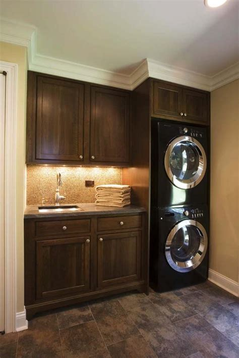 Small Laundry Closet Ideas by Small Laundry Room Design Ideas 39 1 Kindesign