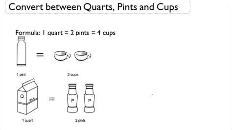 converter quarts convert 1 pint to quarts popflyboys