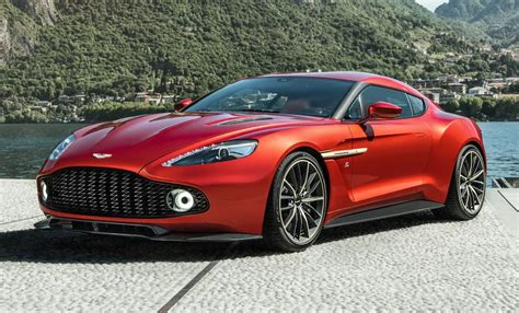 aston martin zagato aston martin s limited production vanquish zagato
