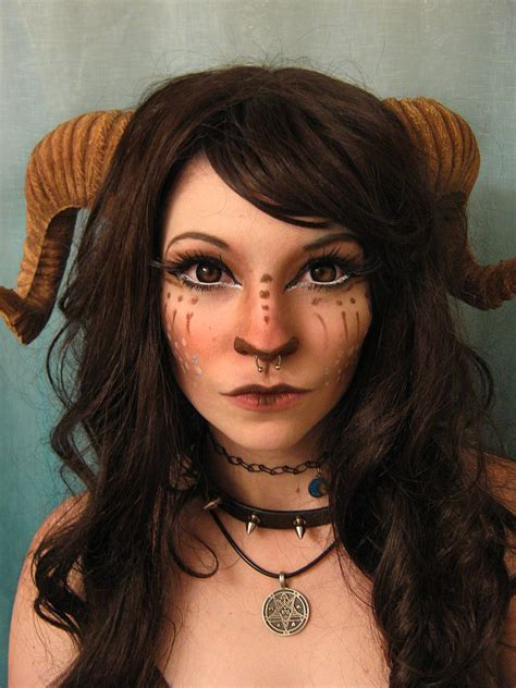 zombie cosplay costume glitter face design tattoo makeup makeup test faun 3 by decayedxelegance on deviantart