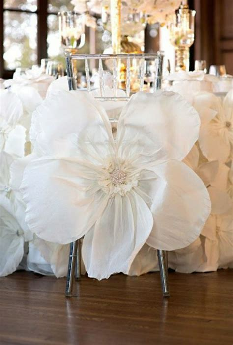 creative chair decor ideas for every wedding weddingelation