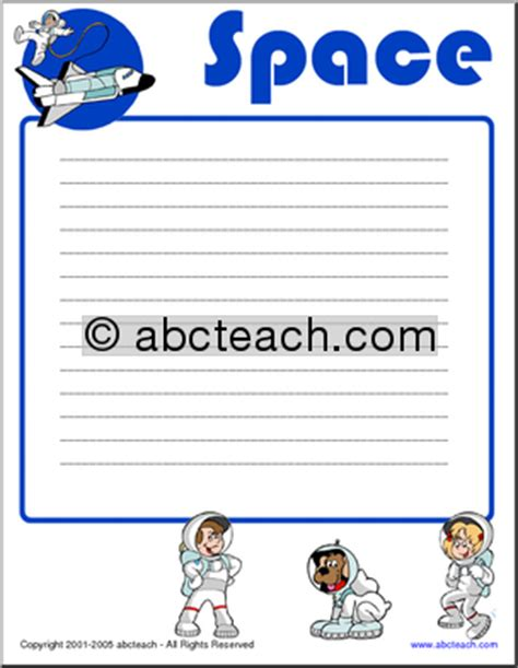 lined paper with space border science lined writing paper websitereports12 web fc2 com